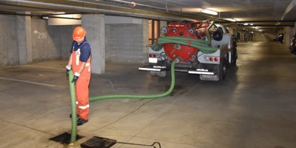 Hydrovac services in toronto