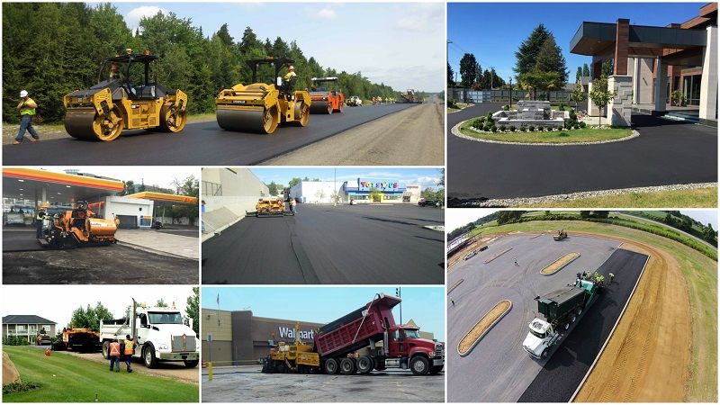 Know More About Asphalt Paving in Toronto!!