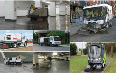 sweeping services in Toronto