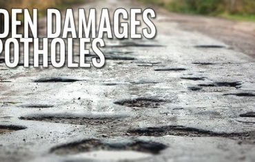 Pothole Damage Tips