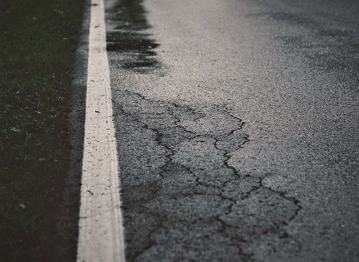 asphalt pavement failure