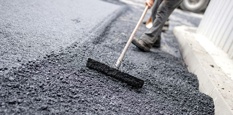 asphalt road repair methods