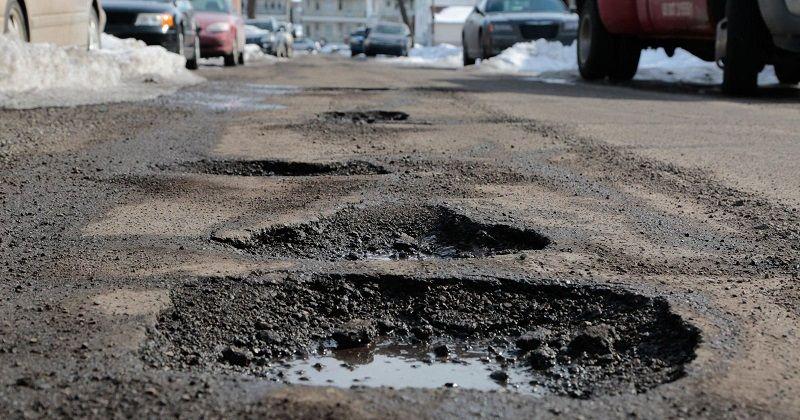 Pothole Repair Practices