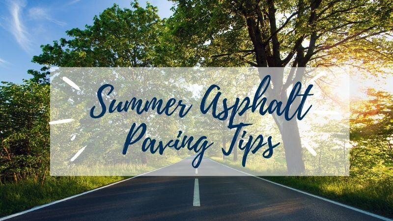 asphalt paving tips