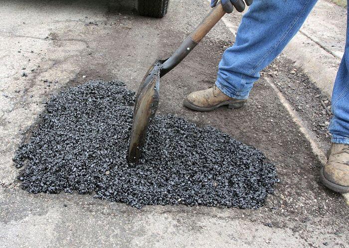 asphalt pavement repair methods