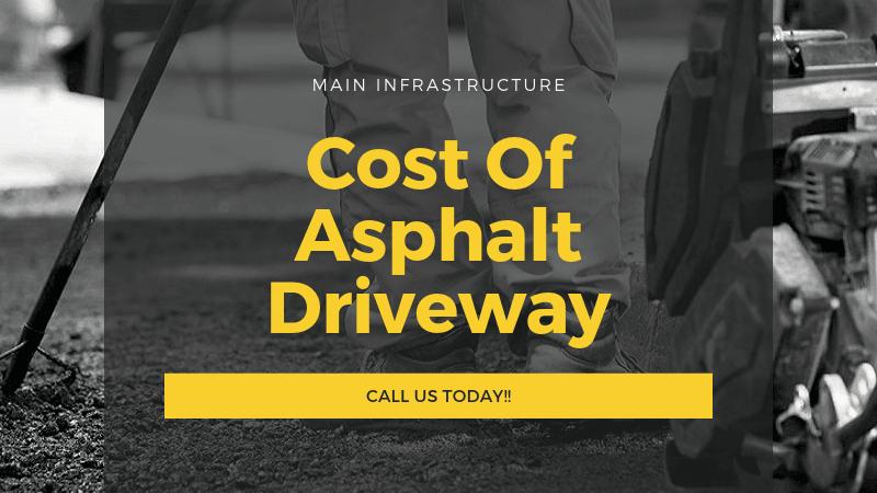 Cost of Asphalt Driveway