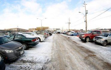 Winter Parking Lots
