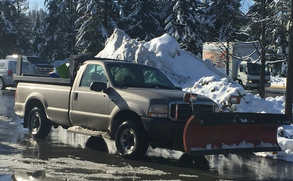 Hire Snow Plow Team