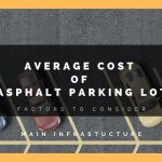 parking lot cost