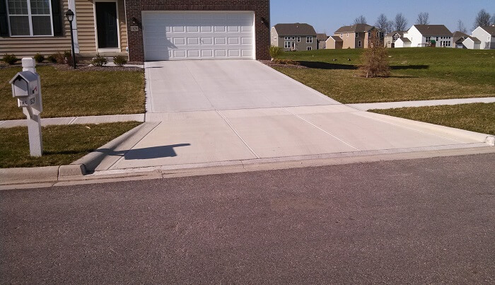 driveway paving materials