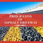 pros and cons of asphalt driveway