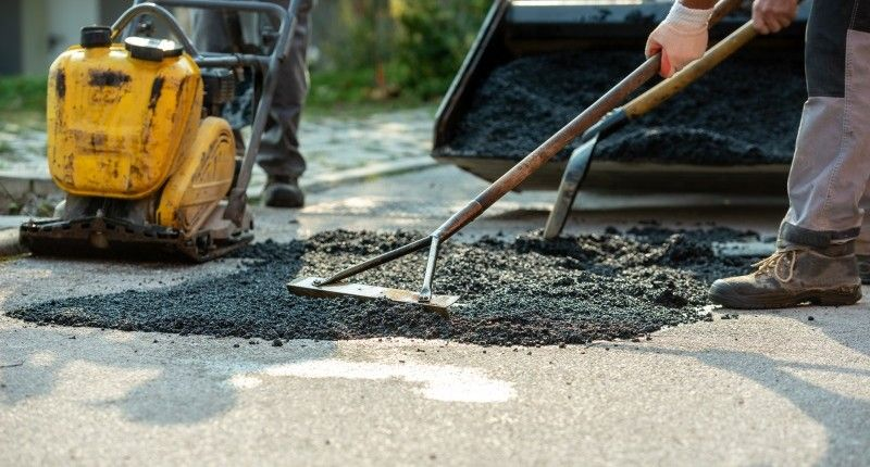 asphalt paving toronto