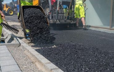 Pavement Pothole Repair