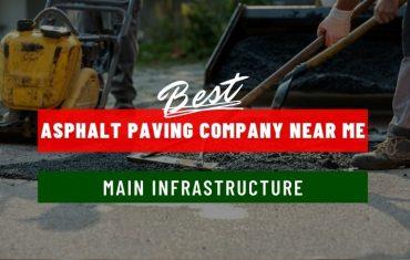 asphalt paving company near me