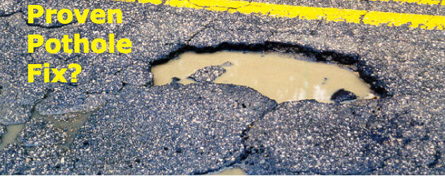 pothole repair cost