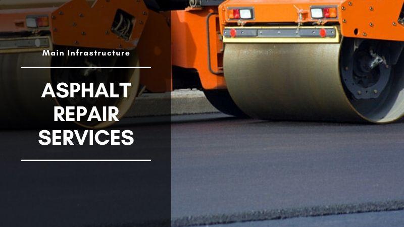 asphalt repair solutions