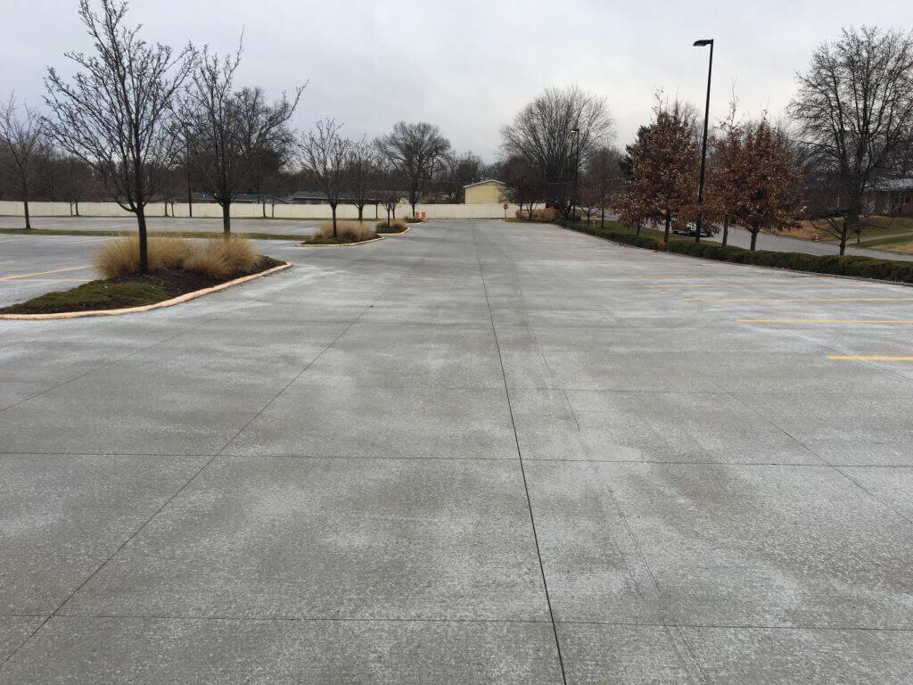 concrete curbing repair