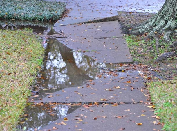 how to repair pavement