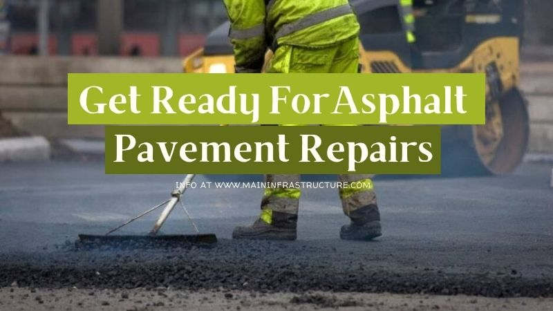 Pavement Repair Methods