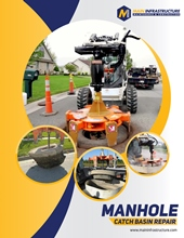 Manhole-Catch Basin Repair Ebook
