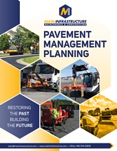 Pavement Management Planning Ebook